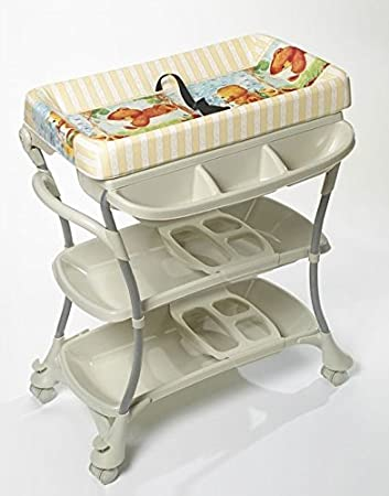 Amazon.com : Premium Baby Spa Bathtub and Changing Table Stations ...