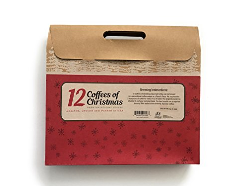 Review 12 Gourmet Coffees of