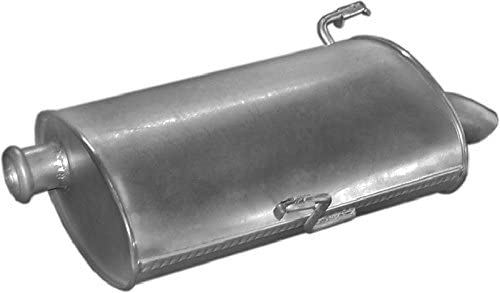 fits 206 1.6 HDi 2.0 HDi ESTATE 110//90hp 2001-2006 ETS-EXHAUST 1470 Exhaust Rear Silencer