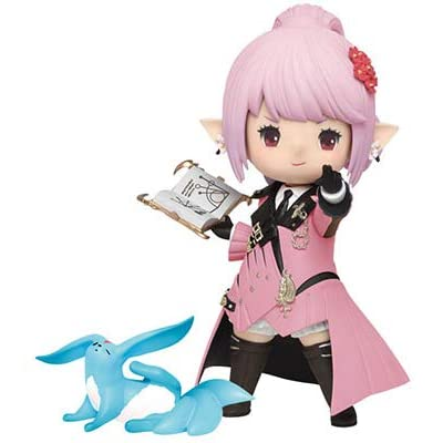 "Taito Final Fantasy XIV Tataru Taru Figure (Minion Version), 5.9"": Toys & Games"