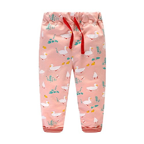 Hongshilian Boys Girls Cotton Drawstring Elastic Sweatpants for sale  Delivered anywhere in USA