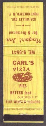 (Carl's Pizza Newport Inn Port chester NY)