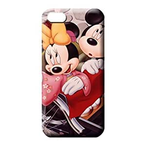 iphone 4 4s mobile phone carrying covers High Quality Appearance Back Covers Snap On Cases For phone mickey and minnie