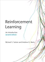Reinforcement Learning: An Introduction, 2nd Edition Front Cover