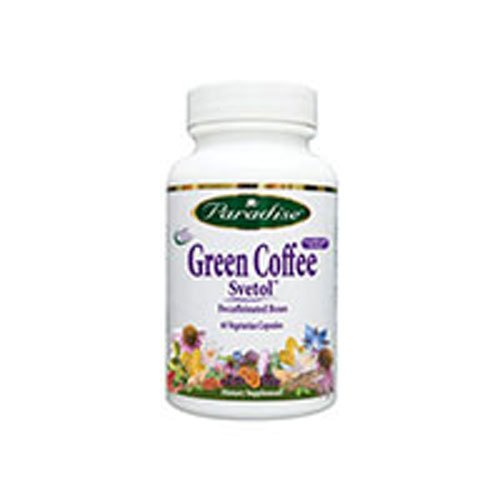 PARADISE HERBS SVETOL GREEN COFFEE BEAN, 60 VCAP by Paradise Herbs (Image #1)