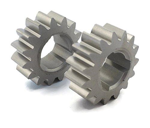 (2) Genuine OEM Toro Gear-Pinions for Super Recycler Push Lawn Mower -