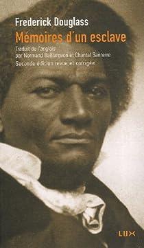 Mémoires d'un esclave par Douglass