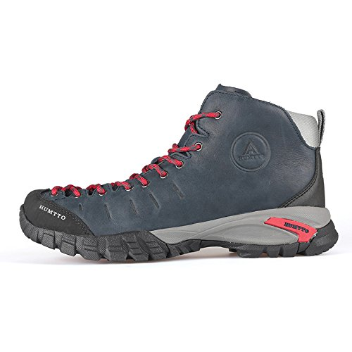 HUMTTO Hiking Shoes Men and Women Outdoors Walking Climbing Boots 8907 Blue outlet pre order AWe3gkcFB