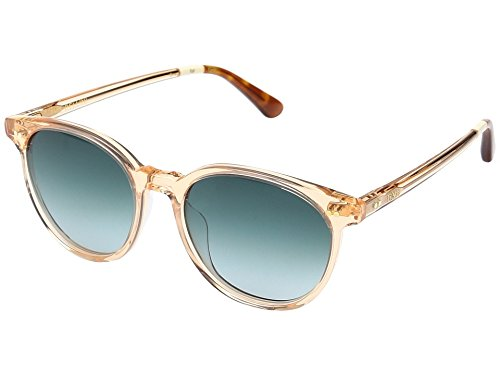 TOMS Unisex Bellini Peach Crystal - Brands Sunglasses French