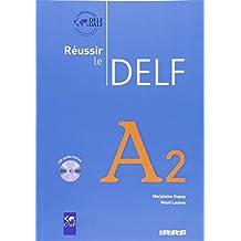 Réussir le DELF A2 livre + cd