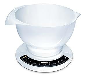 Leifheit 3172 b scula anal gica de cocina for Bascula cocina amazon