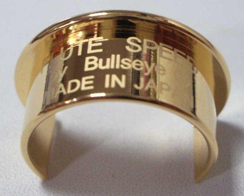 Bull's Eye FLUTE SPEED  ブルーズアイ フルートスピード (ゴールドプレート) B00DNQMJBQ 24Kゴールドプレート仕上げ