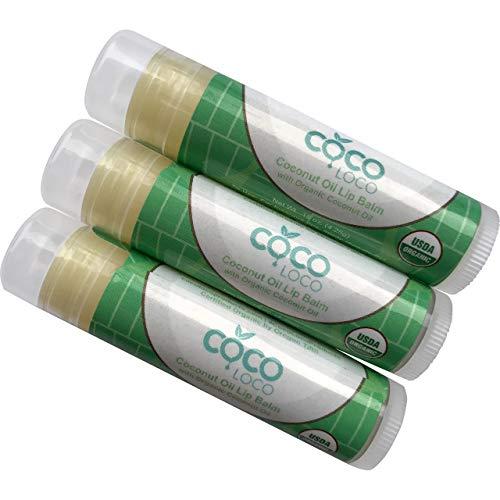 Coco Loco Coconut Oil Balm
