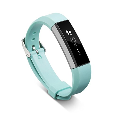 Band Mint - Hotsale! Replacement Wristband Band Strap + Buckle For Fitbit Alta Wristband Bracelet (Mint Green)