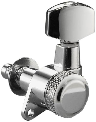 Schaller Locking Tuning Machine Heads 6-in-line (Keys Tuning Schaller)