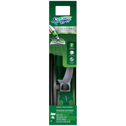 Swiffer Sweep and Vac Vacuum Kit -- 2 per case. by Swiffer