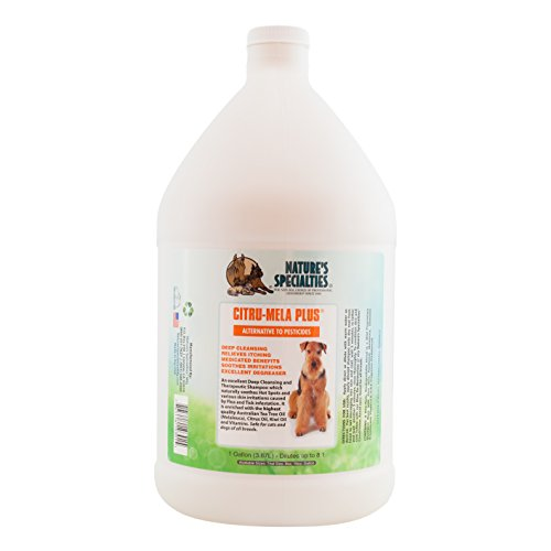 Citrus Plus Shampoo - Nature's Specialties Citru-Mela Plus Pet Shampoo