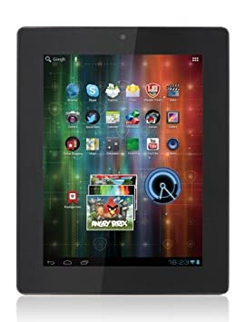 Prestigio 8-inch Ultra Duo MultiPad Tablet with Sylus and Leather Cover  (Dual Core b30073c754d