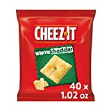 Cheez-It White Cheddar, Baked Snack Cheese Crackers