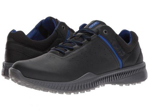 ECCO Golf(エコー ゴルフ) メンズ 男性用 シューズ 靴 スニーカー 運動靴 S-Drive Perf - Black/Steel [並行輸入品] B07C8G5V5M