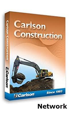 Network Carlson Construction 2015 with IntelliCAD or for your AutoCAD and 1 year maintenance