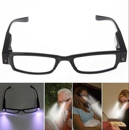 KANG--Useful - Gafas de ojo con llavero, color negro: Amazon ...