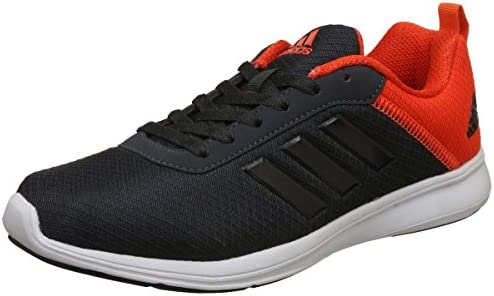 9d727c4f41c707 Adidas Men s Adispree 1.0 M Dark Grey Running Shoes-7 UK India (40 2 ...