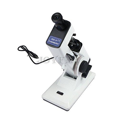 Manual lensmeter Optical lensometer Focimeter External Reading AC DC Power NJC-6 by Original KY (Image #7)