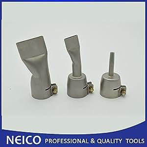 Boquillas de Soldadura para Aire Caliente Pistola de Soldadura, 5 mm estándar Boquilla, boquilla