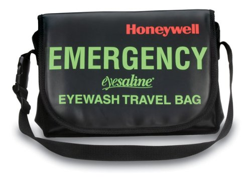 Honeywell Sterile Saline Eye Wash Solution Personal Travel Bag by Honeywell