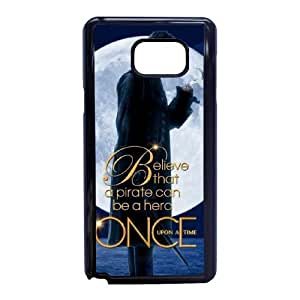 Samsung Galaxy Note 5 Phone Case Once Upon A Time Case Cover PF7P554673