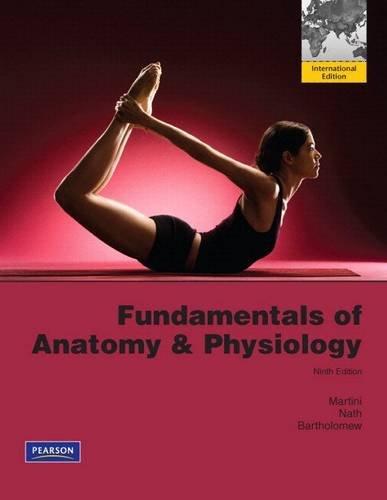 Fundamentals of Anatomy & Physiology: Judi L. Nath, Edwin F ...