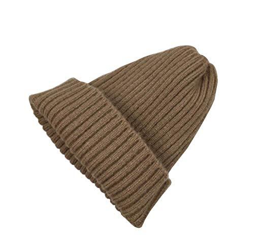 Sombrero Sombrero Punto de Plus Multicolor11 Sombrero Grueso Hombres 1 de Punto Moda Black Terciopelo Invierno Temptation de para E85xFqnvwf
