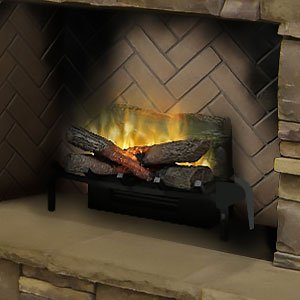 Dimplex Revillusion 20-Inch Electric Fireplace Log Set (RLG20) from DIMPLEX