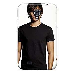 New Design Shatterproof Case For Galaxy S4 (zac Efron Celebrity)