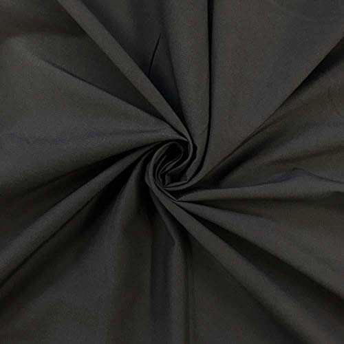 - Stretch Broadcloth Fabric Cotton Polyester Blend 59