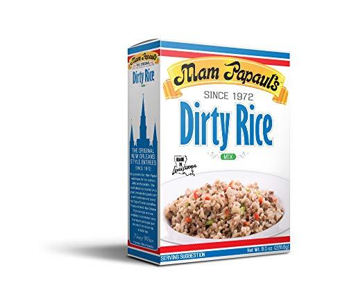 Mam Papaul's Louisiana Dirty Rice Mix 8.19 oz