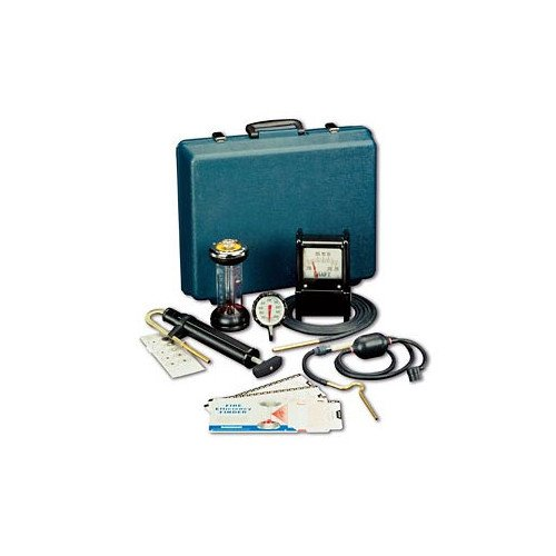 Fyrite Classic Oil Combustion Testing Kit (w/ Fire Efficiency (Combustion Efficiency)