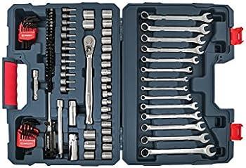 Crescent Professional 128-Pc. Mechanics Tool Set