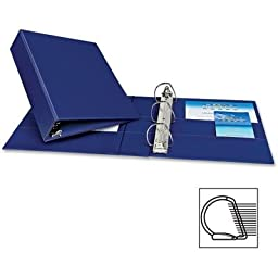 Durable Slant Ring Reference Binder, \