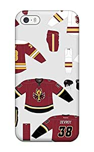 Best 7098287K192745174 calgary flames (4) NHL Sports & Colleges fashionable iPhone 5/5s cases