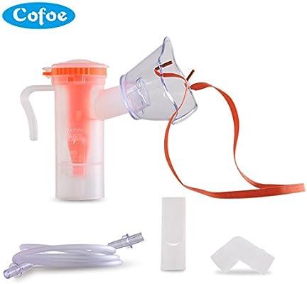 Uniqus Cofoe - Máscara de nebulización ajustable para el hogar ...