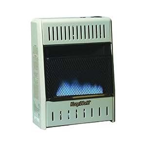Amazon Com Kozy World Dual Fuel Vent Free Gas Wall Heater