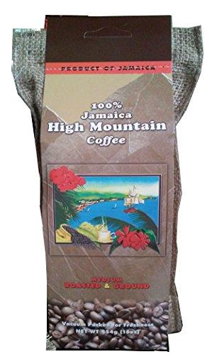 Jamaica High Mountain Coffee Roast and Ground ()