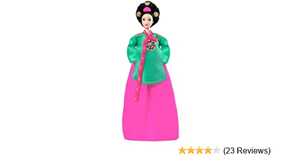 Asian barbie costume princess this excellent
