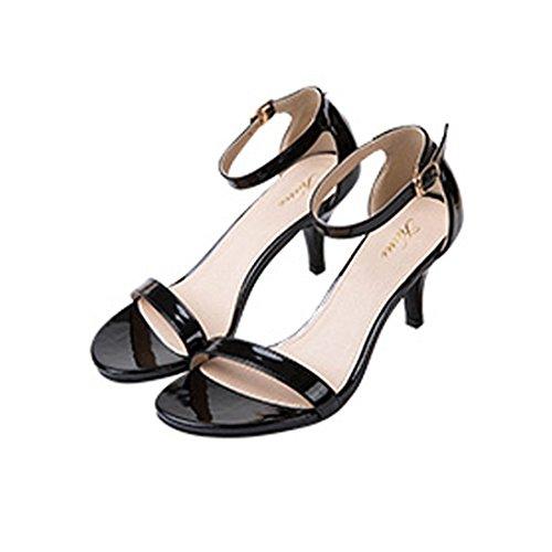JUMERRYSs007 - Zapatos de tacón  mujer negro