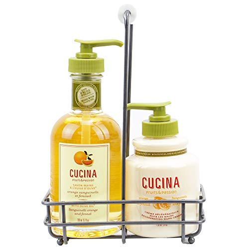 Cucina Hand Care Duo - Sanguinelli Orange & Fennel