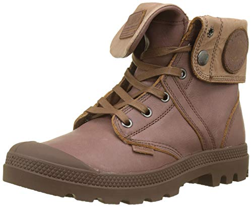 L2 Bottes J38 Marron Palladium Mixte sunrise Souples Adulte Bottines Pallabrouse Baggy amp; fqwxtTEH