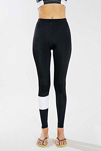 wlgreatsp Femmes Yoga Pantalon Sport Imprimé Numérique Leggings Serrés joggings Fitness Leggings Slim Pantalon d'entraîn