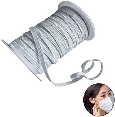 Amazon Com Elastic Mask Strap 100 Yard 1 4 Inch Elastic Band